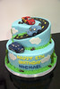 BC4041 - Cars movie theme cake