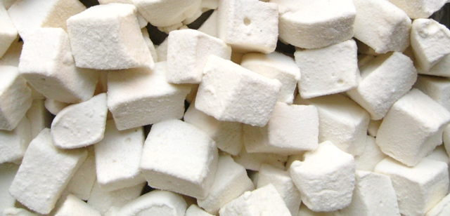 Homemade Honey Marshmallows