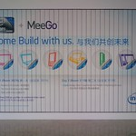 MeeGo Advert at IDF