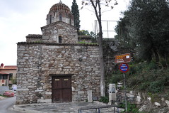 Megalo Meteoro (Church of the Metamorphosis [Transfiguration])