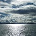 Cloudy sky over Titicaca
