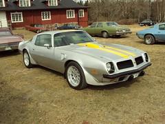 convertible(0.0), automobile(1.0), automotive exterior(1.0), vehicle(1.0), performance car(1.0), pontiac firebird(1.0), land vehicle(1.0), muscle car(1.0), coupã©(1.0), sports car(1.0),