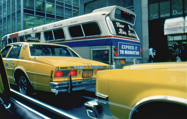 Manhattan, New York 1985
