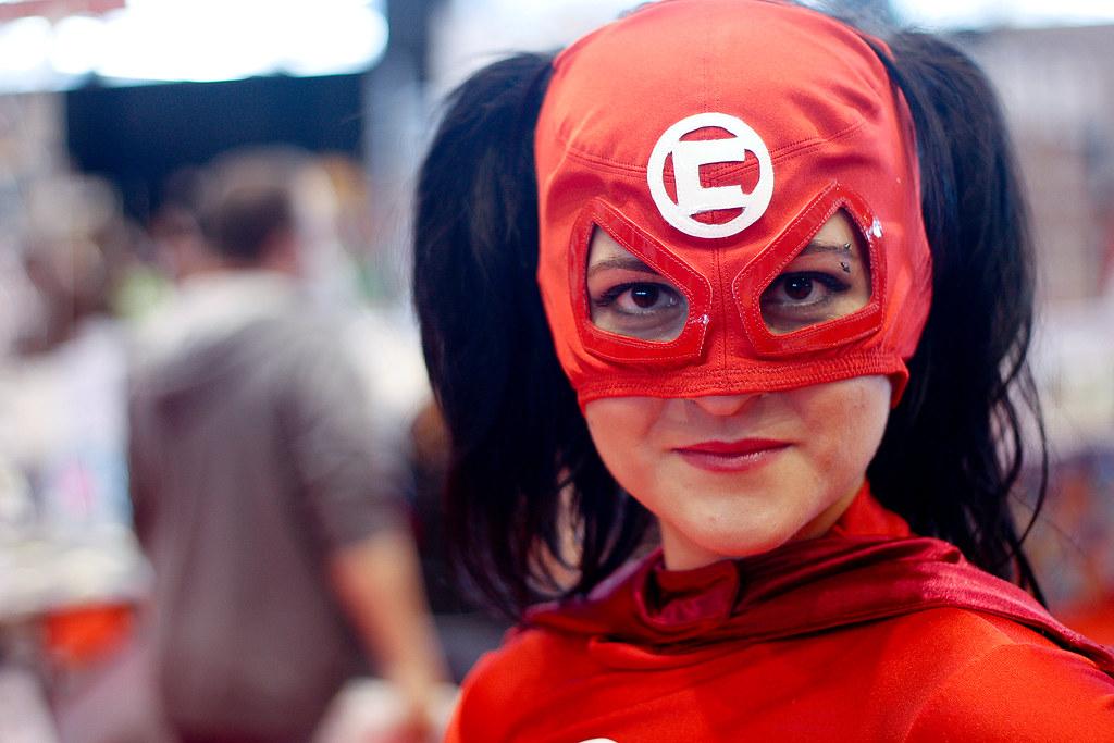 Hero of Challenger Comics