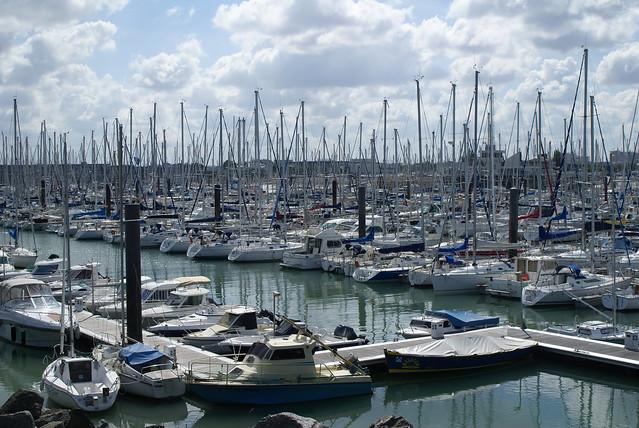 La Rochelle - port des Minimes