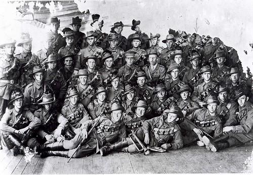 Squadron of 12th Light Horsemen