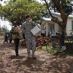 U.S. Army Medical Research Unit - Improving malaria diagnostics, Kisumu, Kenya 05-2010