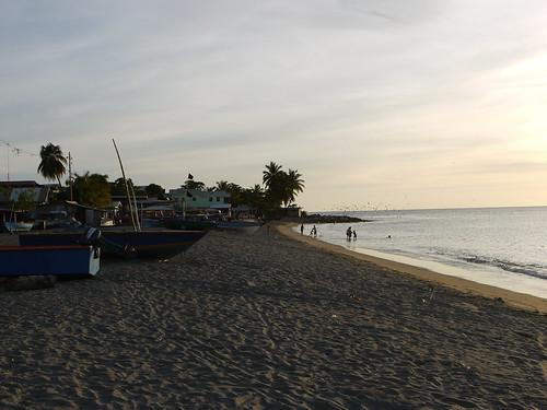 Gouyave beach
