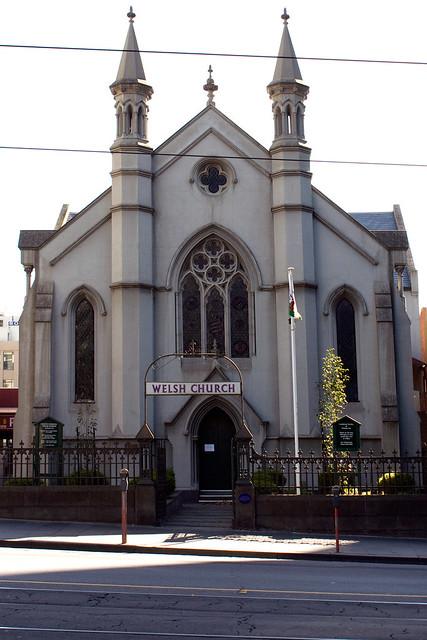 welsh church la trobe street melbourne australia. Black Bedroom Furniture Sets. Home Design Ideas