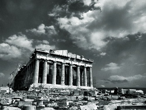 Parthenon - . SantiMB .