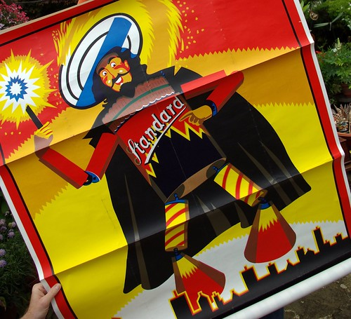 Huge Guy Fawkes Poster