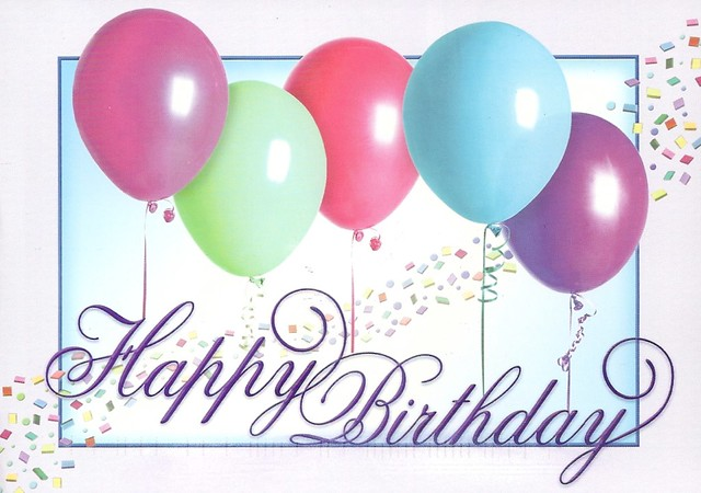 greetings happy birthday balloons flickr photo sharing. Black Bedroom Furniture Sets. Home Design Ideas