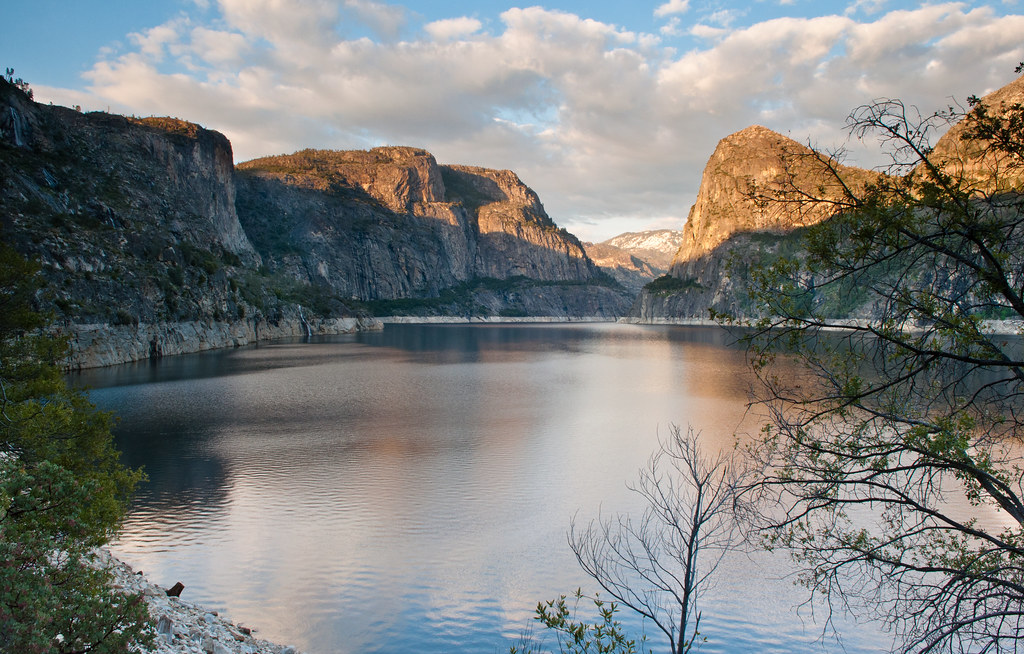 Sunset in Hetch Hetchy