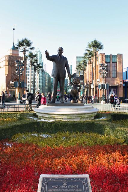 Disney Bros Plaza