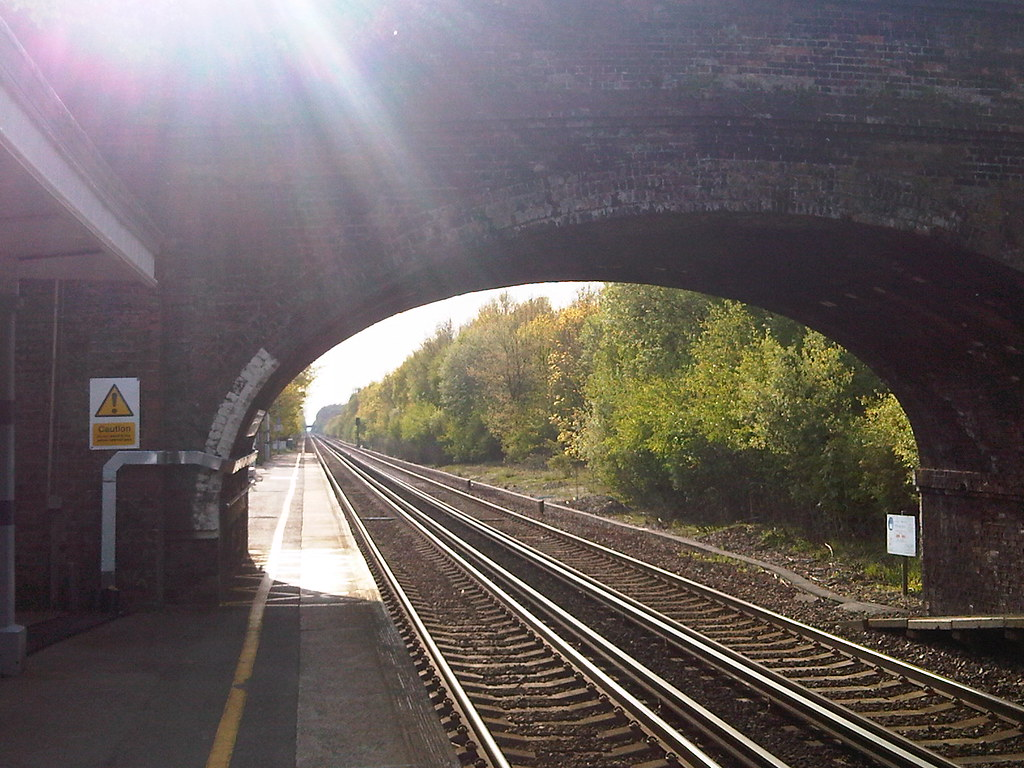 Pluckley station