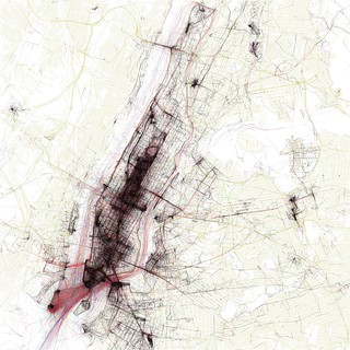 The Geotaggers' World Atlas #1: New York
