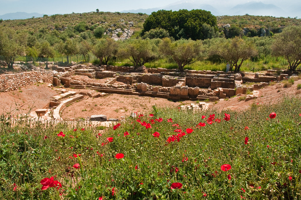 Aptera Archaeological Site