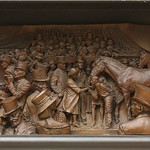 Queen Mother Memorial-Right Frieze