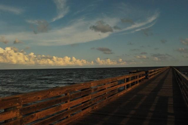 Coliseum pier explore 39 s photos on flickr for Harrison fishing pier