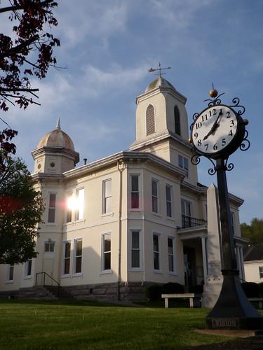 morning usa sunrise earlymorning westvirginia courthouse weston 2010 lewiscounty 1888 merica italianatestyle westonwestvirginia 805am lewiscountycourthouse
