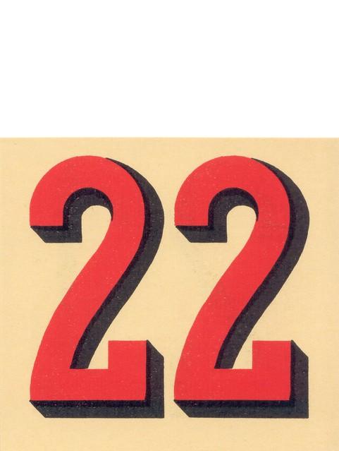 calendrier n22