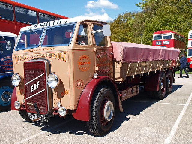 EMA 876  1938  ERF C1 by wheelsnwings2007/Mike