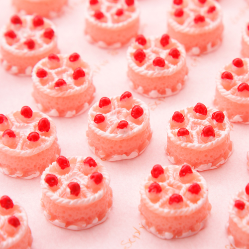 Cakes With Sweets On