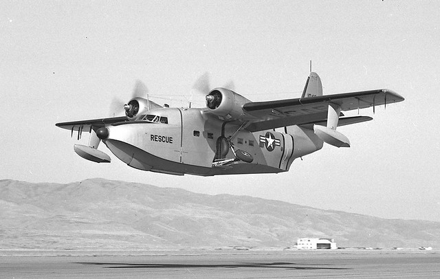 Grumman SA-16A Air Rescue