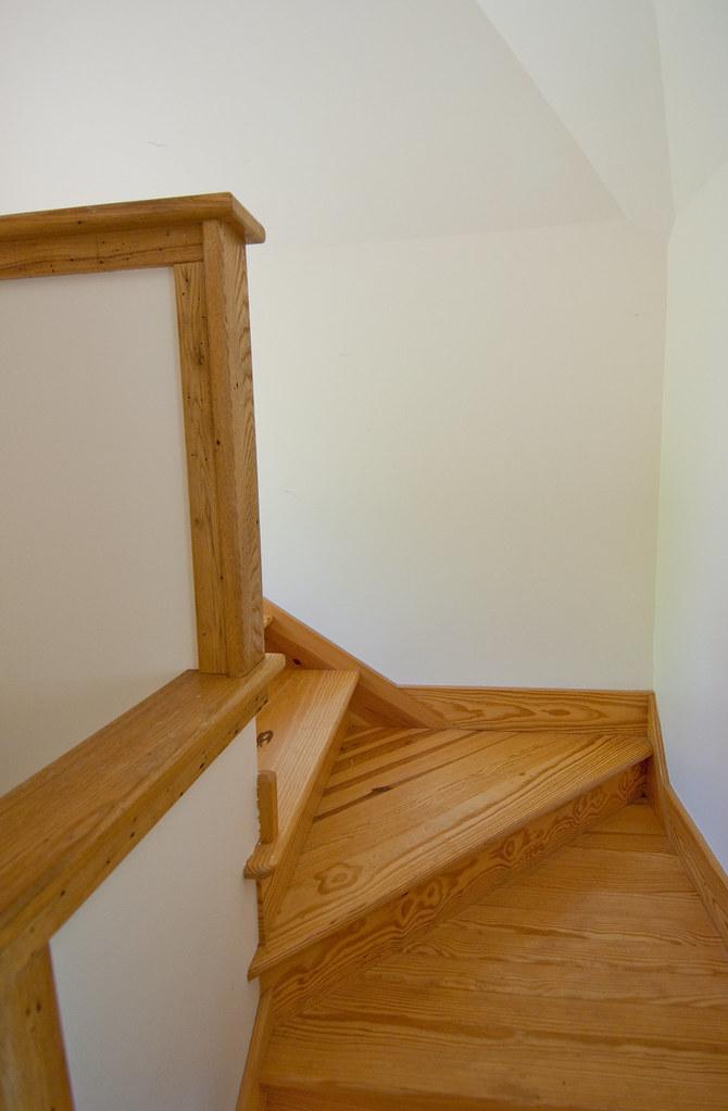 stairway dacha
