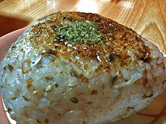 20100605_藤吉燒烤_13_烤飯糰