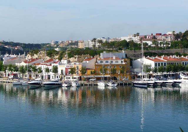 Port de Mahon, Menorca  Flickr - Photo Sharing!