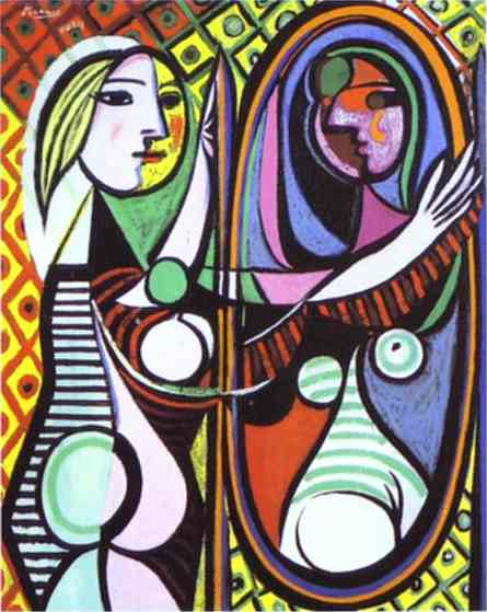 pablo picasso girl before a mirror explore jmussuto 39 s ph flickr photo sharing. Black Bedroom Furniture Sets. Home Design Ideas