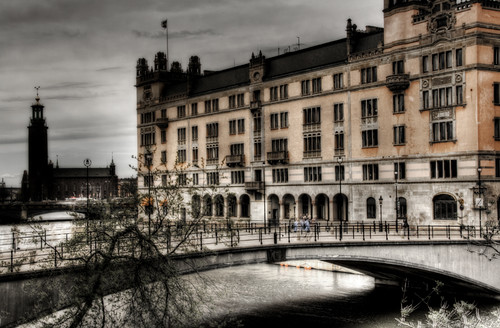 Stockholm. Rosenbad. Estocolmo.