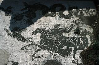 Ostia, Neptune Baths (I)