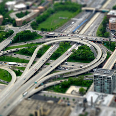metropolitan area, urban design, highway, junction, bird's-eye view, transport, suburb, road, public transport, metropolis, urban area, cityscape, lane, controlled-access highway, residential area, overpass, aerial photography, city, street, infrastructure, intersection,