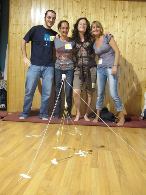 Marshmallow Challenge Winners Flickr Photo Sharing