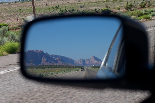 Utah is in the Rear View Mirror