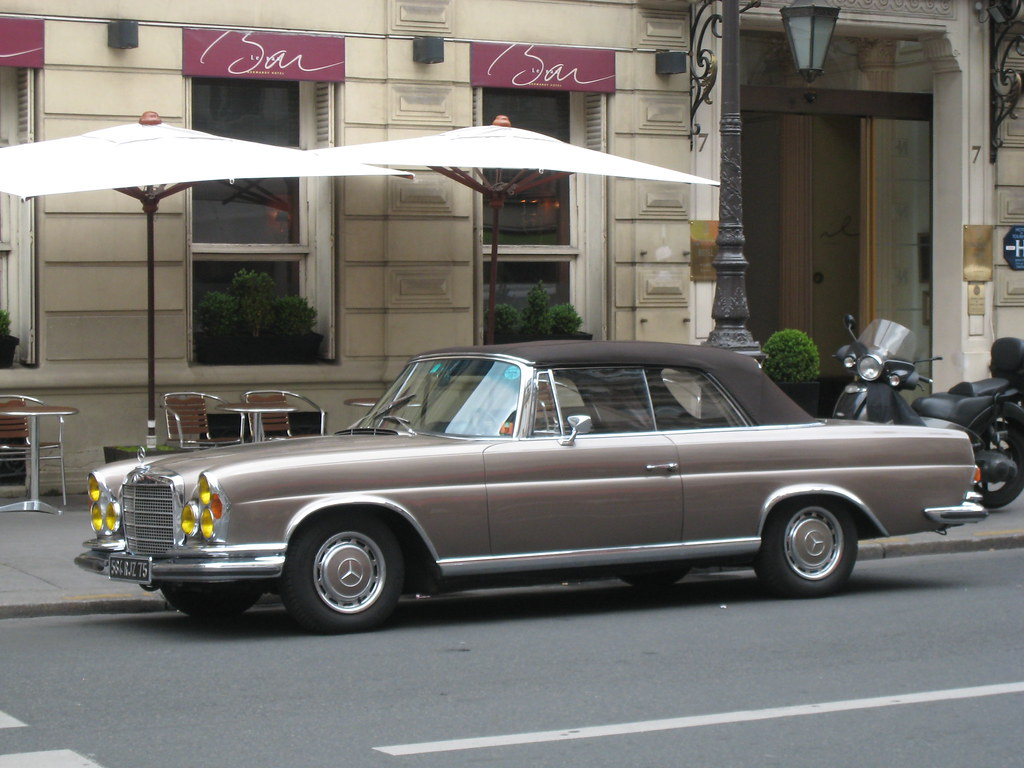 1969 mercedes benz 280 se cabriolet images pictures and