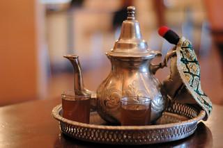 Mint Tea Tray