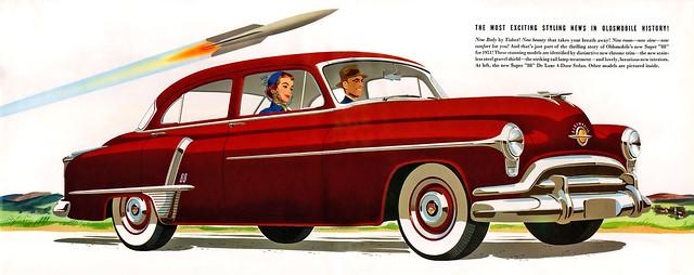 1950 olds 88 evades sidewinder flickr photo