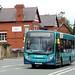 Arriva Cymru 2148 DK15EHC Rhosddu Road, Wrexham 3 July 2017