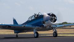 1944 NORTH AMERICAN SNJ-5 Steve Afeman