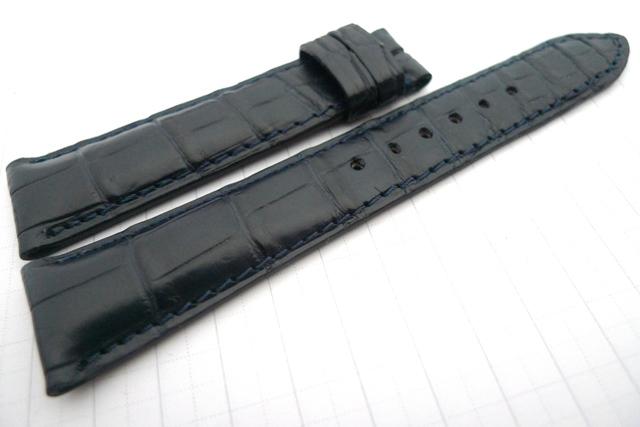19/16 115/75mm Dark Navy Blue Curved
