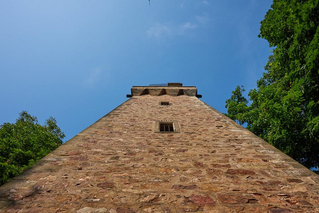 Kaiser-Friedrich-Turm auf dem Rochusberg
