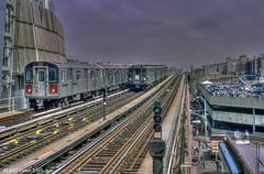 NEW YORK SUBWAYS--1171 (l), 5292 appr Yankee Stadium IB