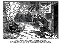 Jerry Goeth Into The Prophet Business (Truth Seeker, October 29, 1892)