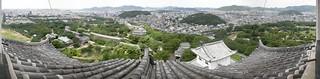 Himeji panorama