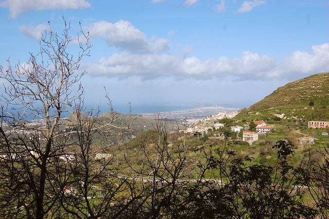 View of Milazzo