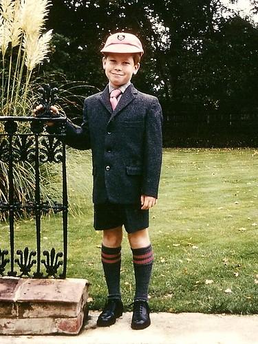 Brambletye: First day at school 1967