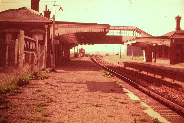 Bovis homes bristol patchway station